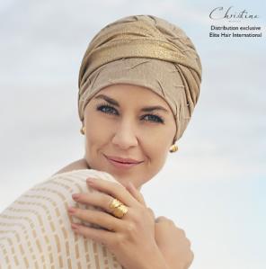 turban lin elite sunny gold