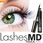 soin gel fortifiant cils lashes MD